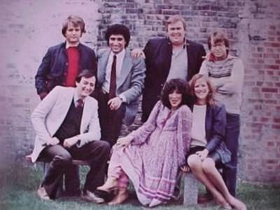 SCTV cast 1981